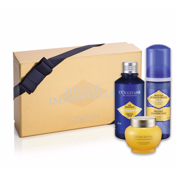 Set Regalo Divina-Immortelle
