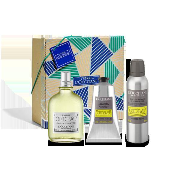 Cedrat Parfüm & Tıraş Bakımı Seti
