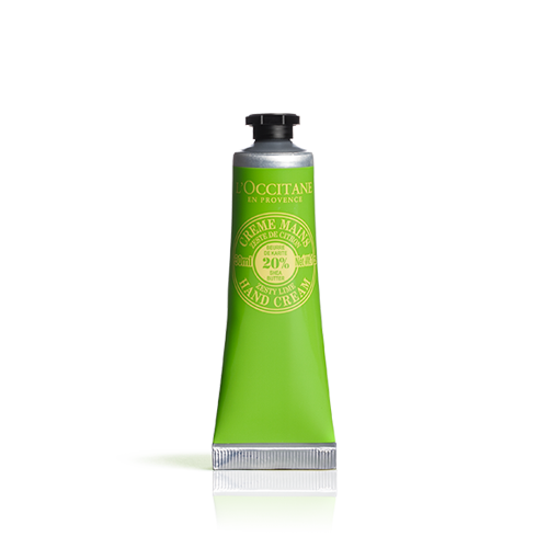 Shea Zesty Lime Hand Cream 30 ml