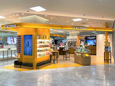 ロクシタン 沖縄リウボウ店