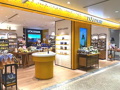 ロクシタン ルミネ有楽町店