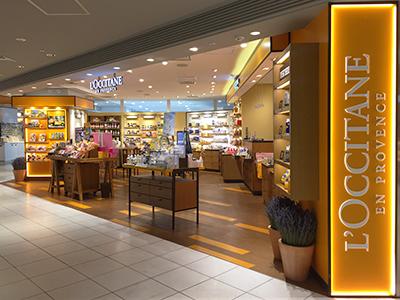ロクシタン 京阪モール店