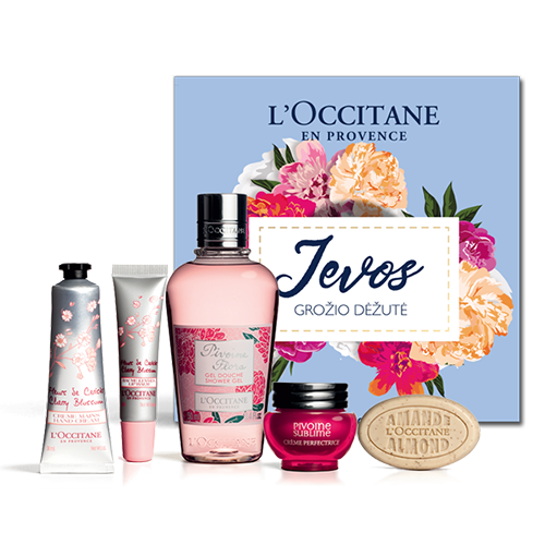 Ieva's Beauty Box   L'OCCITANE