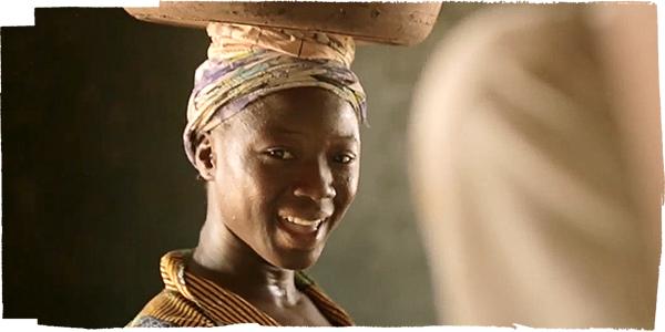 Burkina Faso sievietes