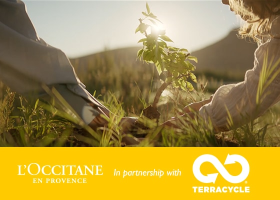 L Occitane Recycling Programme L Occitane Uk