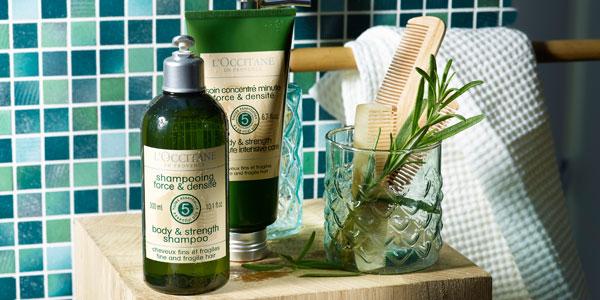 Body & Strength Hair Care