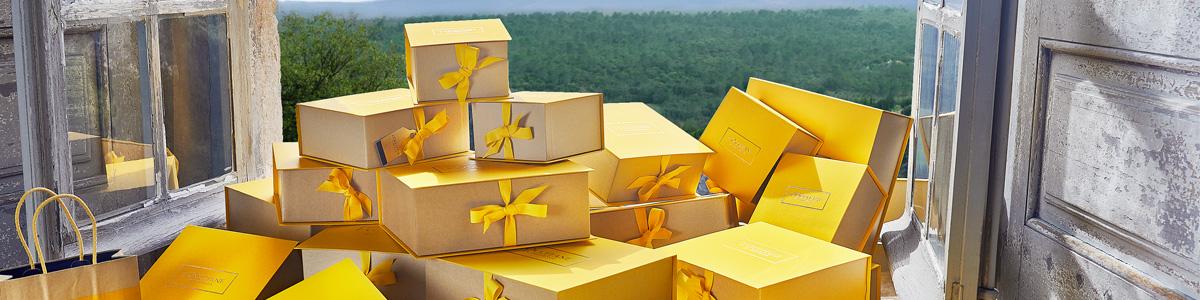 coffrets cadeaux - L'OCCITANE