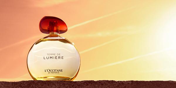 parfum Terre de Lumière
