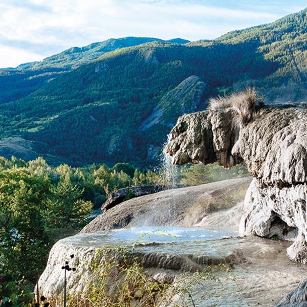 普羅旺斯的雷奧蒂耶泉水.L'OCCITANE 歐舒丹