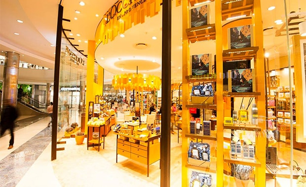 MOST LOVED - Store Locator - l'Occitane