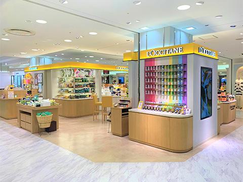 ロクシタン ジェイアール名古屋タカシマヤ店