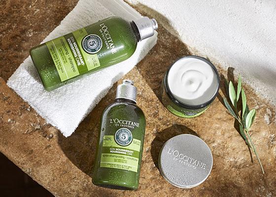 Nourishing Hair Care