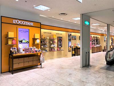 ロクシタン ジェイアール京都伊勢丹店