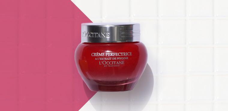 Crème Perforatrice Pivoine | L'OCCITANE