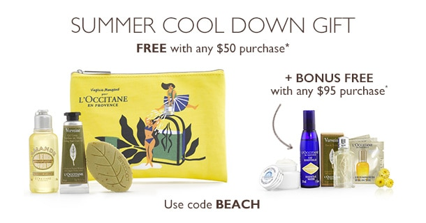 Summer Cool down Gift