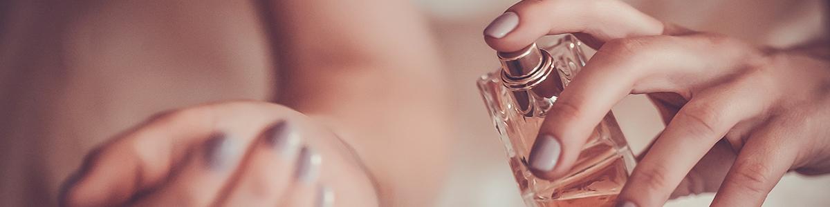 フレグランス(香水)をつける場所で印象作り?