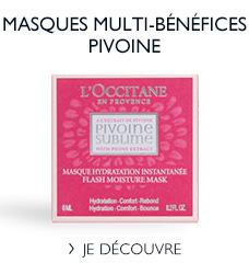 Masque Pivoine