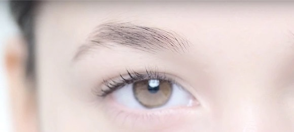 Caring for sensitive under-eye skin