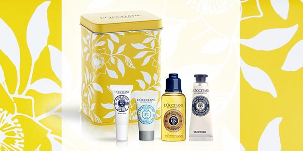 Shea Winter Collection Offer