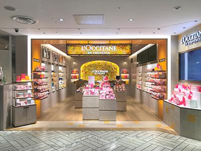 ロクシタン ルミネ新宿2店