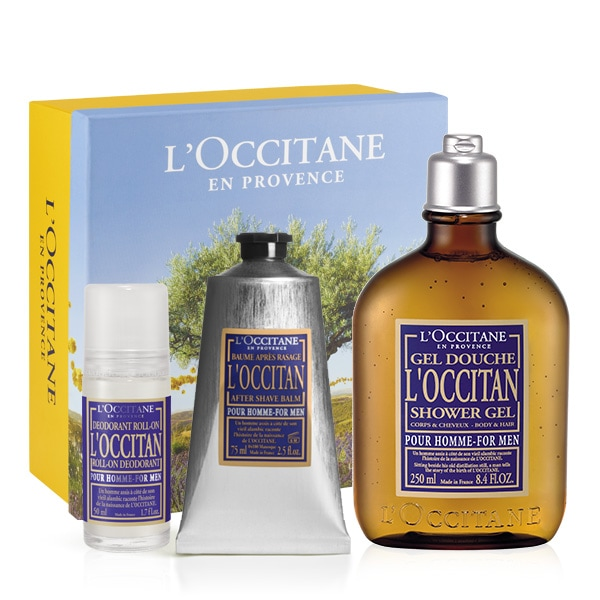 Aromatinis L'Occitan dovanų rinkinys