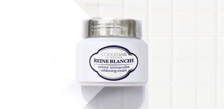 Creme Reine Blanche - L'Occitane