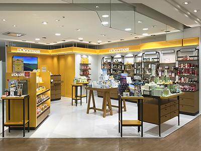 ロクシタン 川西阪急店