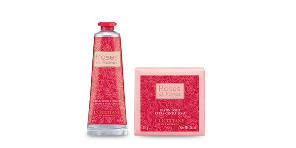 女性に大人気の「ローズ」の香りが詰まった「ローズ メルシーキット」
