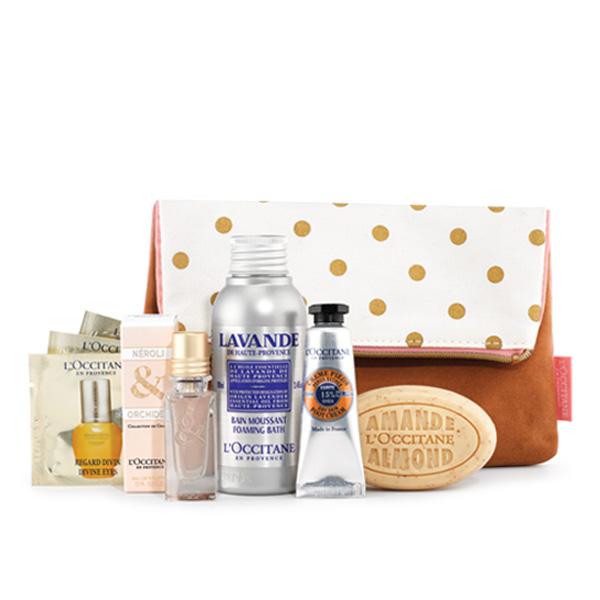 Beauty Oils Gift