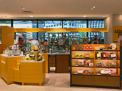 ロクシタン 梅田阪神店