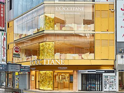 ロクシタン 渋谷店 ブーケ・ド・プロヴァンス
