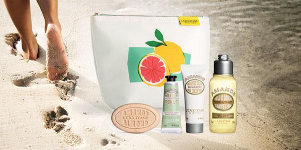 Almond Travel Kit