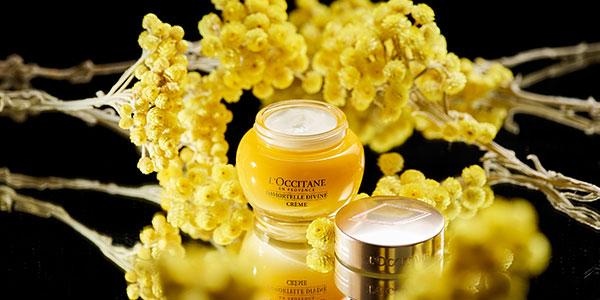 Divine cream - Anti-aging product - l'Occitane