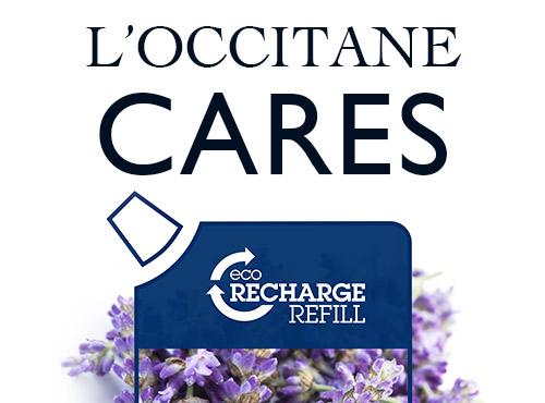 L'OCCITANE對環境保護的關懷與重視