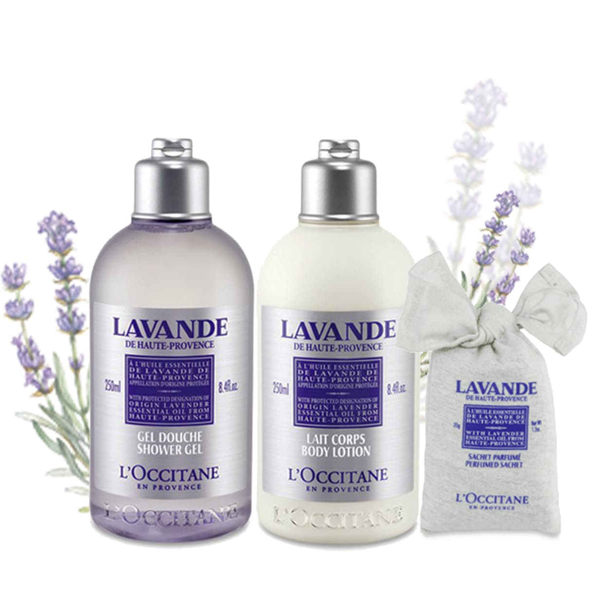 Lavender Relaxing Set