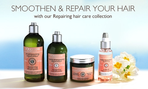 Repairing Hair Care Collection