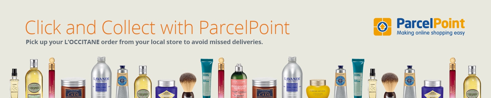 Shipping With ParcelPoint