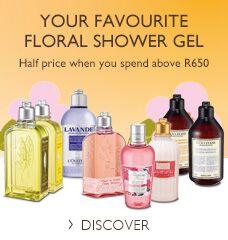 Favourite Floral Shower Gel
