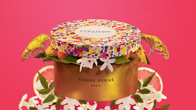 L'Occitane & Pierre Hermé Paris