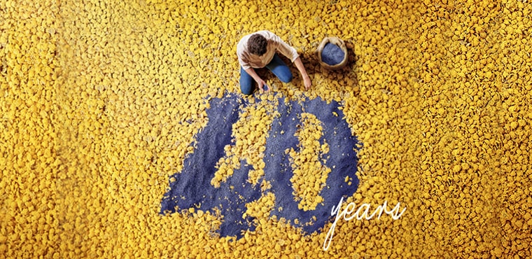 L'OCCITANE, 40 YEARS OF TRUE STORIES
