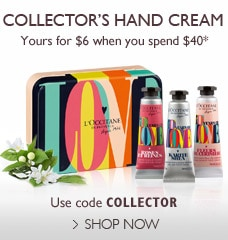 Collector's Hand Cream Trio