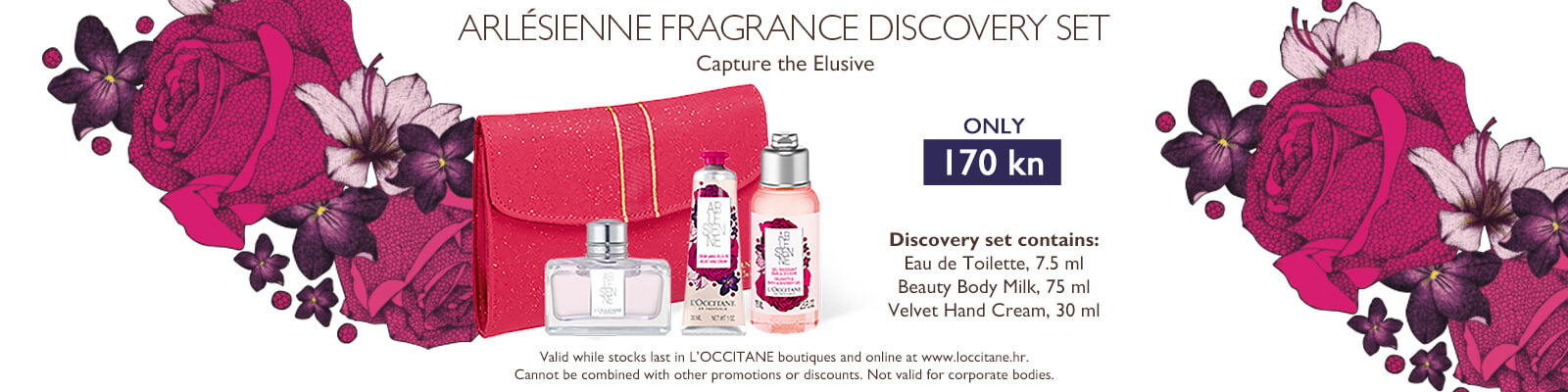 Arlésienne Fragrance Discovery Set