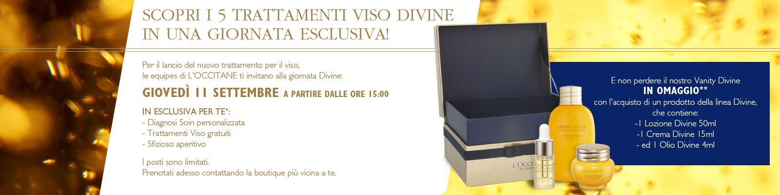 Offre Crème main  5 Euros - L'Occitane France