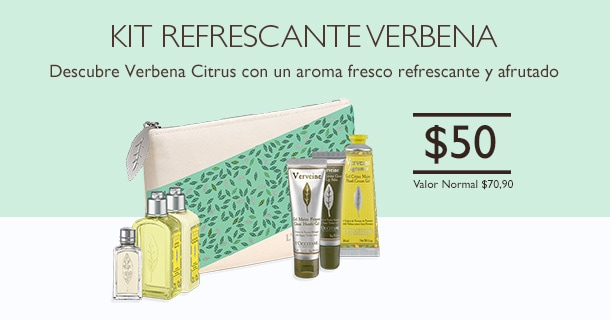 Discovery Kit Refrescante