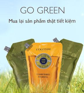 Go green VN