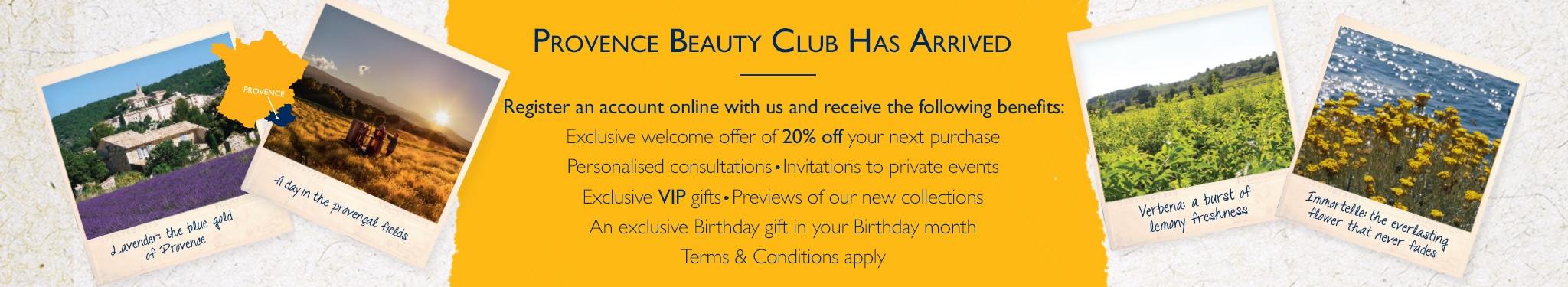 Provence Beauty Club