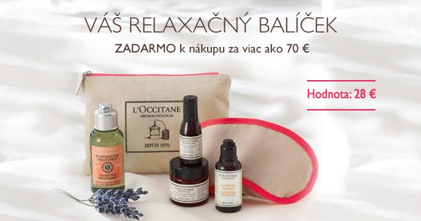 Váš relaxačný balíček