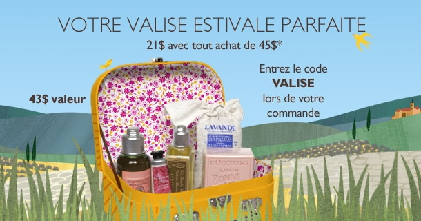 Your Perfect Summer Valise