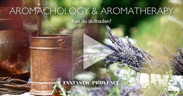 Aromachology & Aromatherapy