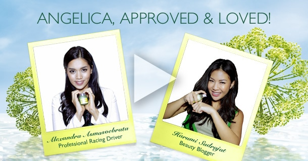 ANGELICA, APPROVED & LOVED!
